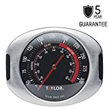 Taylor Pro In Oven Thermometer, Accurate Kitchen Appliance Heat Proof Gauge, Great