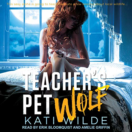 Teacher's Pet Wolf cover art