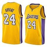 Rencai Kobe Bryant Grano de Jersey # 24 del Baloncesto de los Hombres, Los Angeles Lakers...