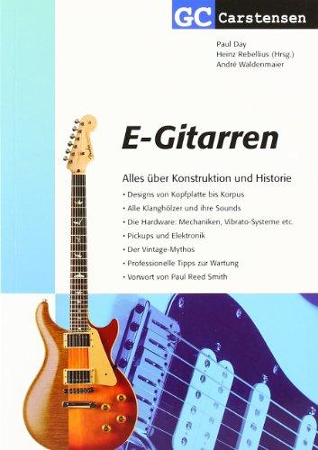 E-Gitarren: Alles über Konstruktion und Historie (Factfinder-Serie)