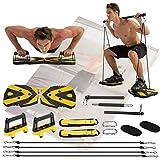 jempet stazioni multifunzioni - fitness e palestra accessori - potenziamento muscolare - modellamento del corpo