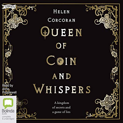Queen of Coin and Whispers Audiobook By Helen Corcoran cover art