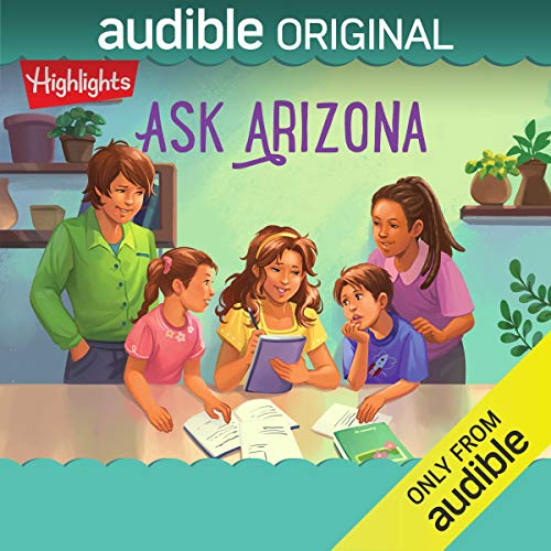 Ask Arizona Podcast with Jenna Iacono, full cast cover art