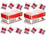Drehfilter Slim-filter 6mm Zigarettenfilter 136 Beutel x 120 Stück Finefilter von Dark Horse...