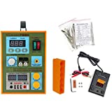 SUNKKO S788H-USB Precision Pulse Spot Welder +CC-CV Charge+Power Bank Test 220V