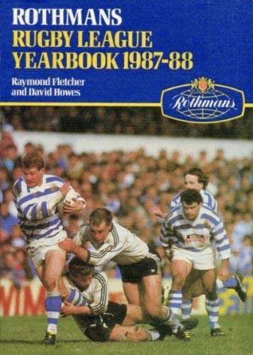 Rothman's Rugby League Year Book 1987-88
