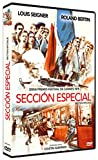 Sección Especial 1975 DVD Section spéciale