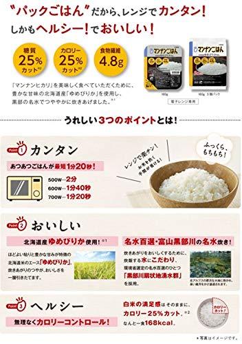 大塚食品マンナンごはん160g×8個