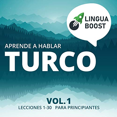 『Aprende a Hablar Turco, Vol. 1 [Learn Conversational Turkish Vol. 1]』のカバーアート