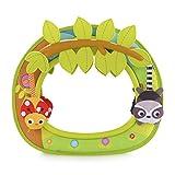 Brica by Munchkin Baby In-Sight Autorücksitzspiegel Swing, Tiere schwingen zur Unterhaltung