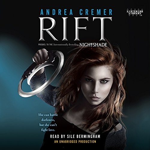 Rift audiobook cover art
