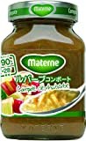 Materne(マテルネ) ルバーブコンポート290g