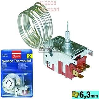 Thermostat 077b6700 Danfoss Bosch 00170459 pour réfrigérateur