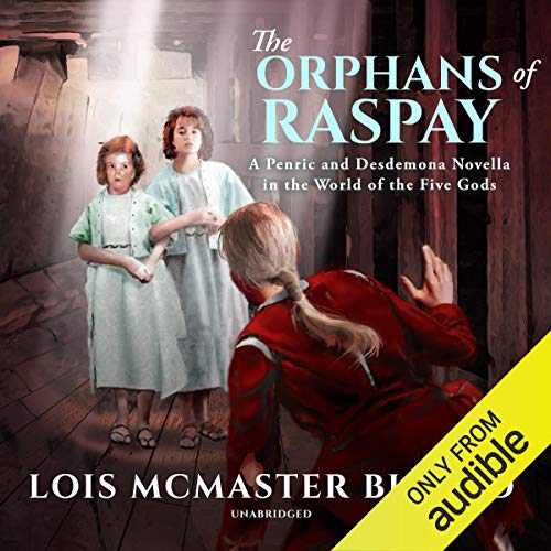 The Orphans of Raspay cover art