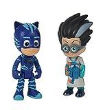 Simba  109402148 - PJ Masks Figurenset Catboy und Romeo / Pyjamaheld und Bösewicht / Catboy mit...
