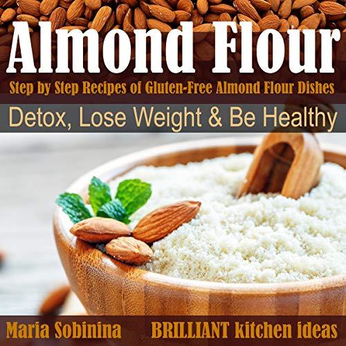 Almond Flour audiobook cover art