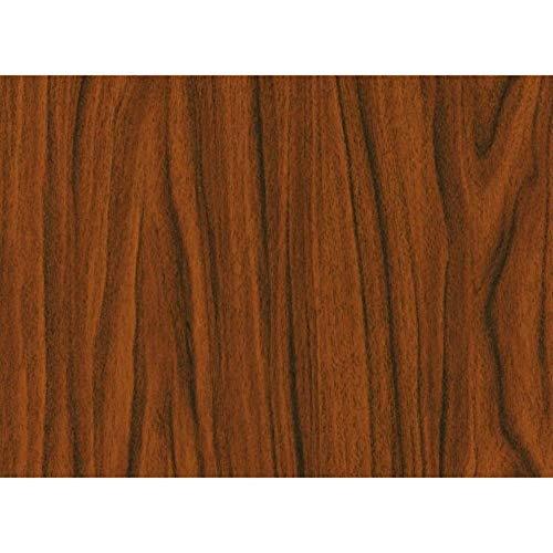 d-c-fix, Folie, Holz, Nussbaum gold, Rolle 45 cm x 200 cm, selbstklebend
