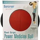 Aeromat Dual Grip Power Medicine Ball, 9cm/12-Pound,...
