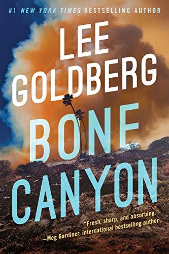 Bone Canyon (Eve Ronin Book 2) by [Lee Goldberg]