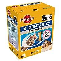 [Pedigree ] 血統は小型犬がパックあたり28チューズDentastix - Pedigree DentaStix Small Dog Chews 28 per pack [並行輸入品]