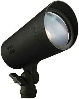 Portfolio 00699 6-Watt (50 W Equivalent) Specialty Textured Bronze Low Voltage LED Spot Light