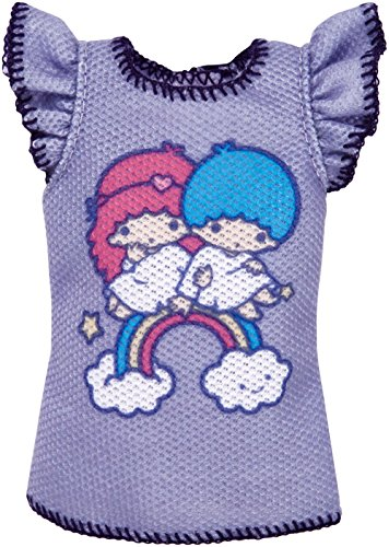 Barbie Fashions Hello Kitty Lavendar Shirt