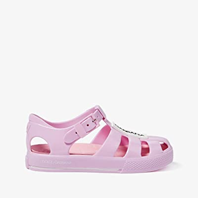Dolce & Gabbana Kids Jellies (Toddler/Little Kid) (Pink) Boy