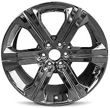 Road Ready Car Wheel For 15-18 Escalade Sierra Denali Suburban Tahoe Yukon 14-18 Sierra Silverado 1500 Full Size Spare 22'' Alloy Rim Fits R22 Tire