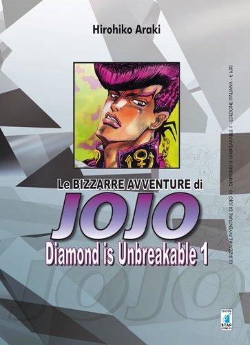Diamond is unbreakable. Le bizzarre avventure di Jojo (Vol. 1)