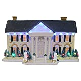 Dyno Seasonal Solutions Elvis Presley Graceland Musical and Illuminated Replica House