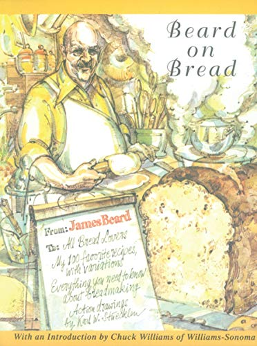 Beard on Bread: A Cookbook