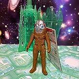 タグ付き ザラブ星人 絶版品 ウルトラ怪獣シリーズ ソフビ 人形 フィギュア 怪獣 ウルトラ怪獣500 シリーズ ライブサイン
