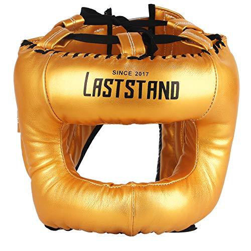 LASTSTAND Boxing Headgear Kickboxing Muay Thai MMA Karate Taekwondo