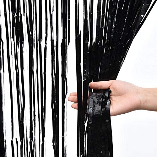 cortinas flecos para puertas
