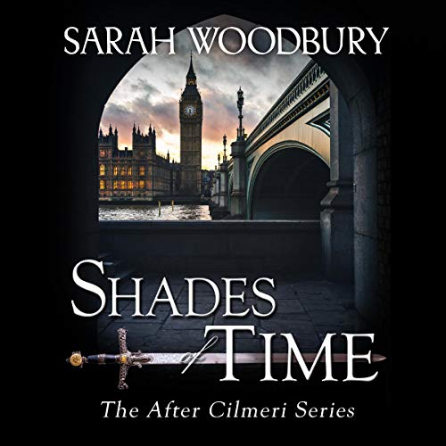 Shades of Time (The After Cilmeri Series) (Volume 12) Titelbild