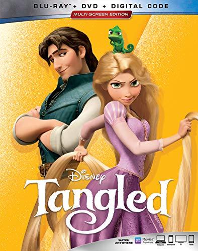 TANGLED [Blu-ray]