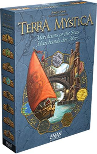 Terra Mystica: Merchants of The Seas Expansion