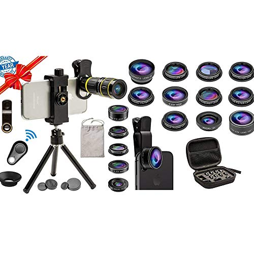 SEVENKA 6 in 1 Lens Kit & 11 in 1 Lens Kit Bundle