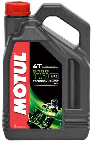 Motul 104076 5100 4T, 10 W-50, 4 L