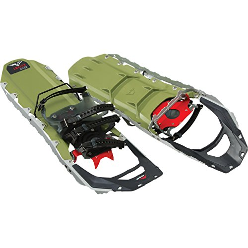 MSR Revo Ascent Backcountry & Mountaineering Snowshoes, 25-Inch Pair