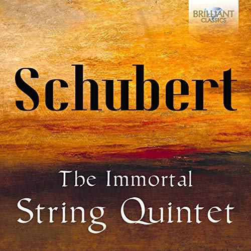 String Quintet in C Major, D. 956 for two violins, viola and two Cellos: II. Adagio