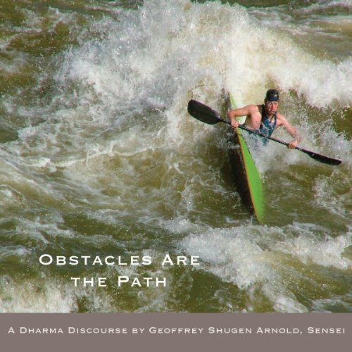 Obstacles Are the Path cover art