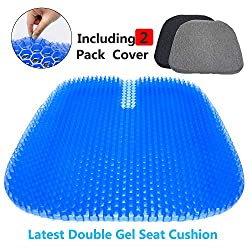 Top 5 Best Gel Seat Cushions 2021