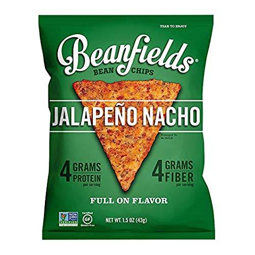 Beanfields Bean Chips High Protein and Free Vega Fiber Bombing new Selling work Gluten