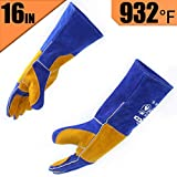 Small Product Image of RAPICCA Leather Forge Welding Gloves