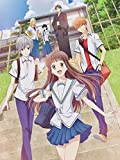 KaiWenLi Fruits Basket 2019 Series/People Wearing School Uniforms / 5D Anime Diamond Painting/DIY Puzzle Game/Family Wall Decoration Painting/Parent-Child Interactive Toys / 46x58cm