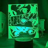 Led Night Light Anime Splice for Kids Child Bedroom Decor Co