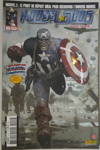 Marvel stars hors serie 2 : captain America