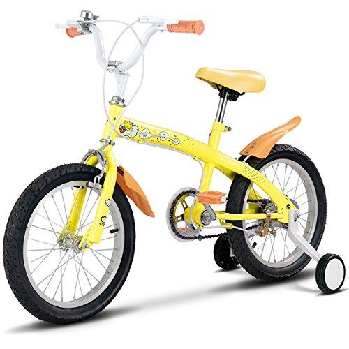 Costzon Kids Bike, 16 inch Wheels,...