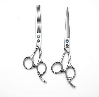 Hair Cutting Scissors Set, Professional Barber Thinning Haircut Scissors Kit